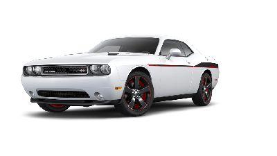 2013 Dodge Challenger R / T uderza Redline