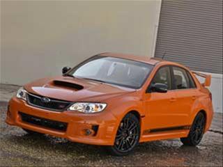 2013 Subaru WRX Special Edition